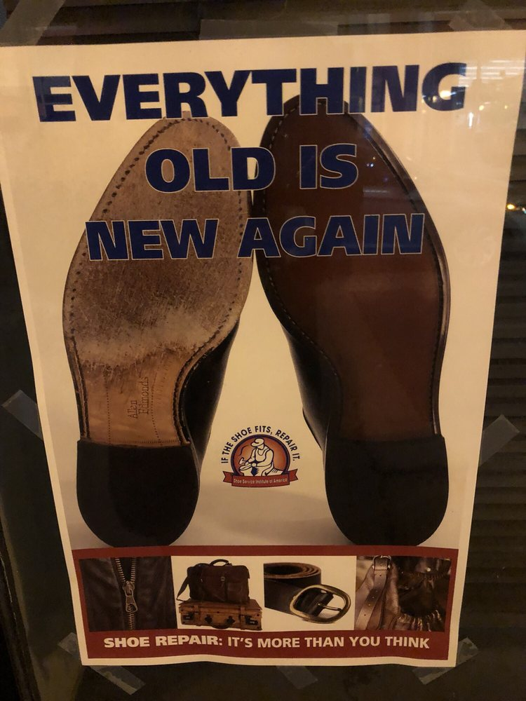 Jessy's Shoe Repair: 2107 N Western Ave, Chicago, IL