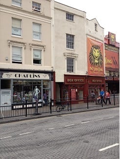 Restaurants St Augustines Parade Bristol