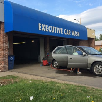 Executive Car Wash South Burlington Vt
