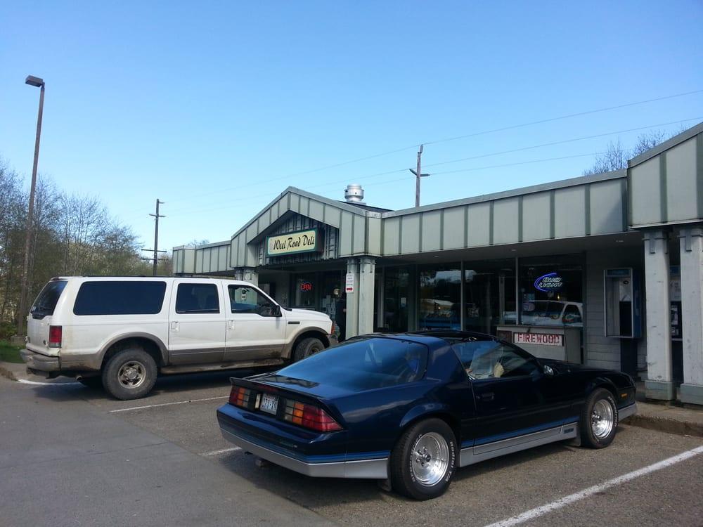 Weel Road Deli: 17203 Hwy 112, Clallam Bay, WA