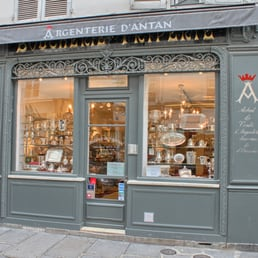 argenterie d antan 6 rue birague bastille paris yelp. Black Bedroom Furniture Sets. Home Design Ideas