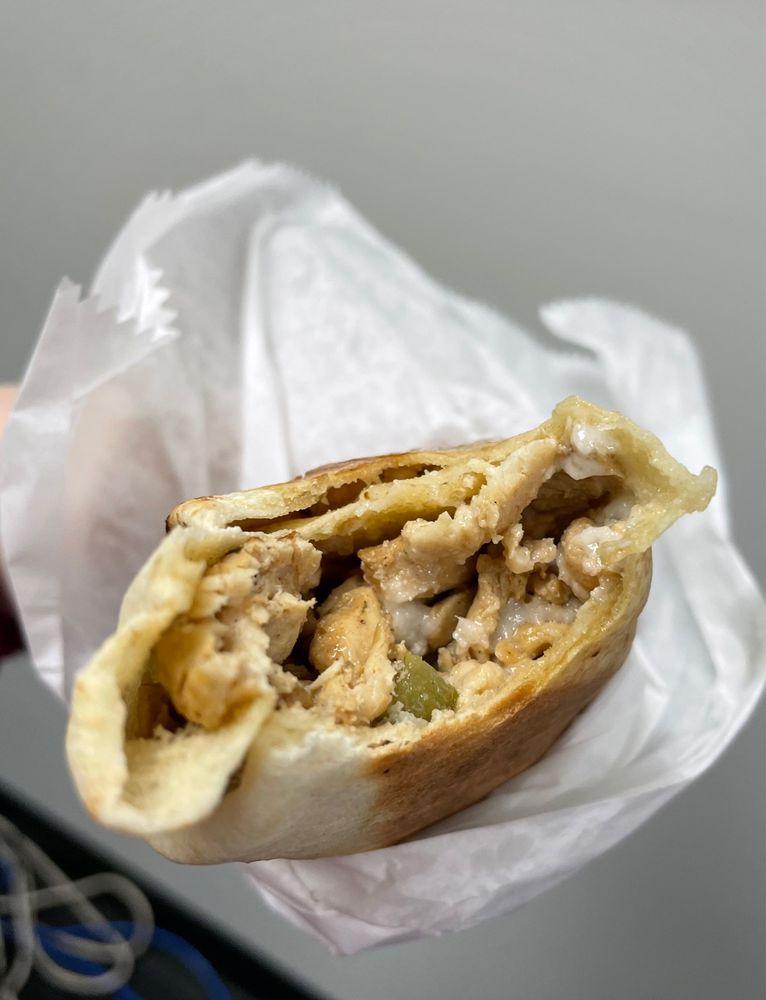 Food from Shawarma Shop