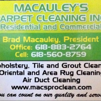 Carpet Cleaning Resume