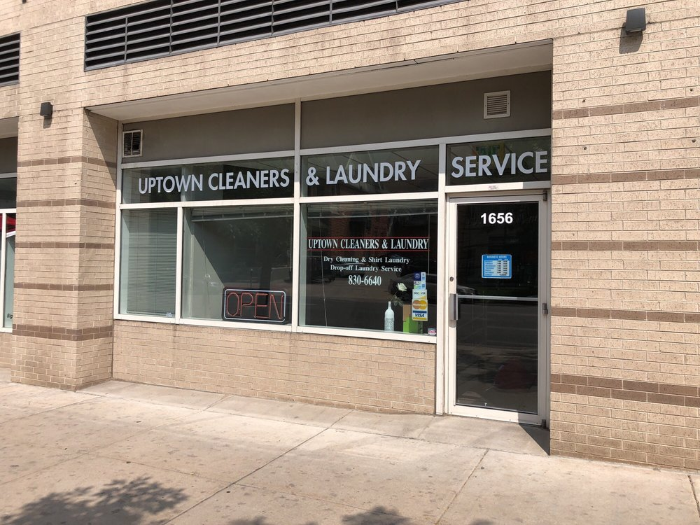 Uptown Cleaners & Laundry