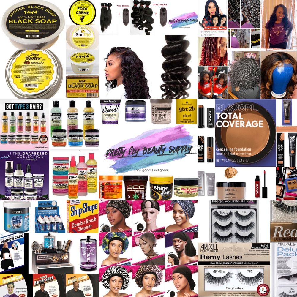 Pretty Fly Beauty Supply: 2625 Piedmont Rd NE, Atlanta, GA