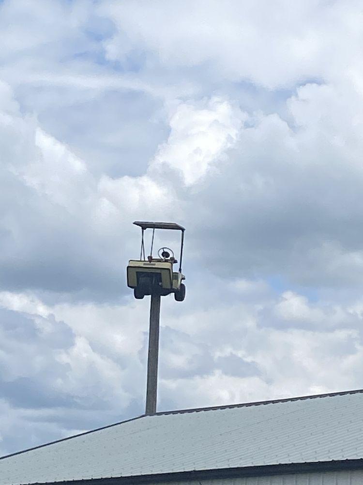 Ozark Golf Cars & Utility Vehicles: 1440 Dzf Rd, Clinton, MO