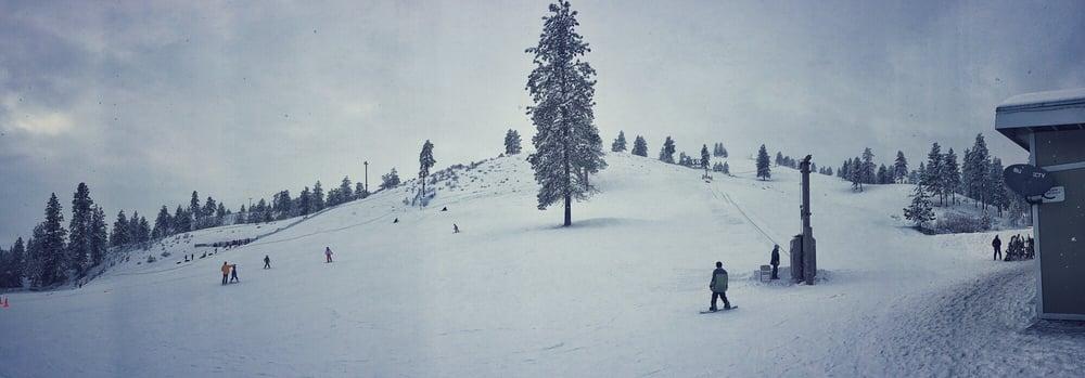 Echo Valley & Ridge Ski Area: 491 Cooper Gulch Rd, Chelan, WA