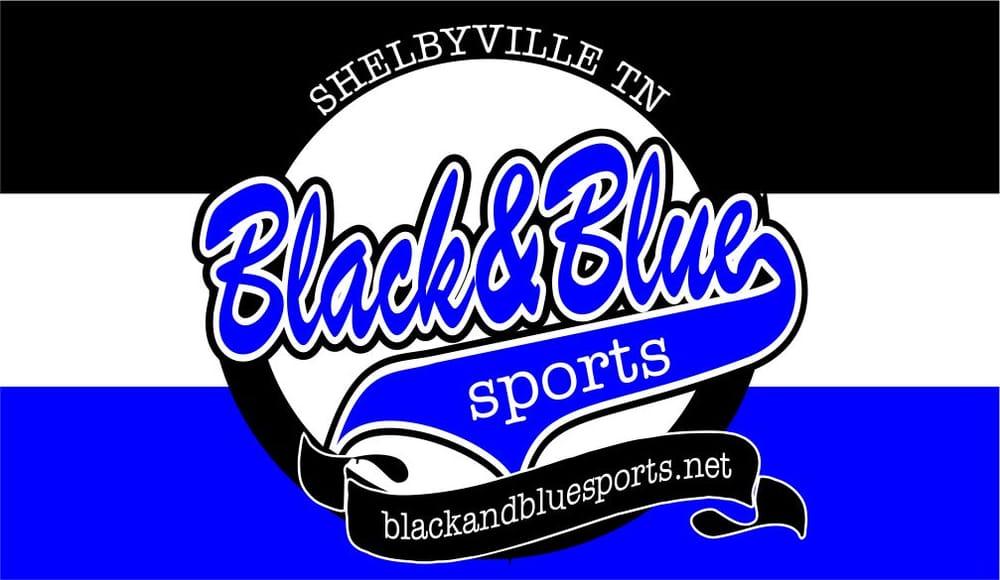 Black & Blue Sports: 114 E Highland Ave, Shelbyville, TN