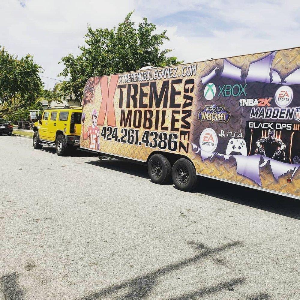 Xtreme Mobile Gamez: Los Angeles, CA