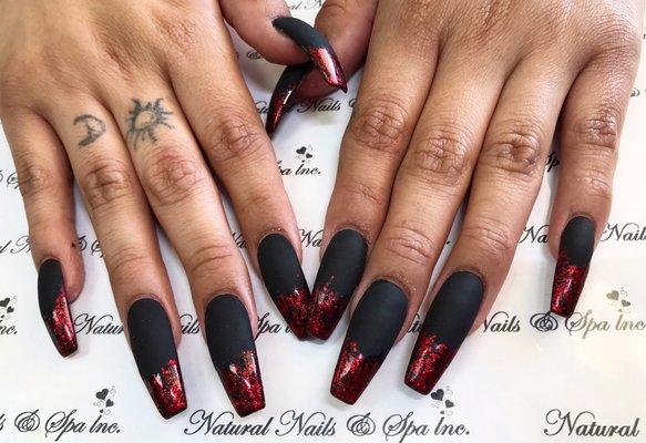 Natural Nails & Spa 650 S Lincoln Ave Ste 109 Corona, CA Manicurists ...