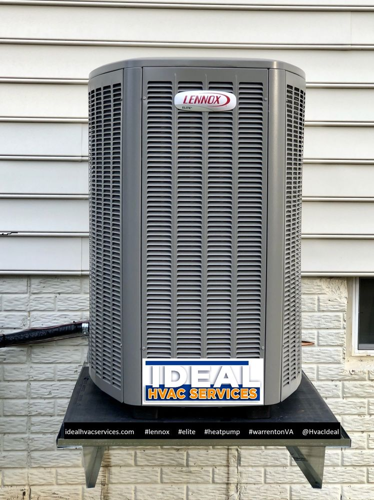 Ideal HVAC Services: 5866 Wilson Rd, Marshall, VA