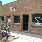 Arel From Os Photo Of Ute City Cycles Aspen Co United States