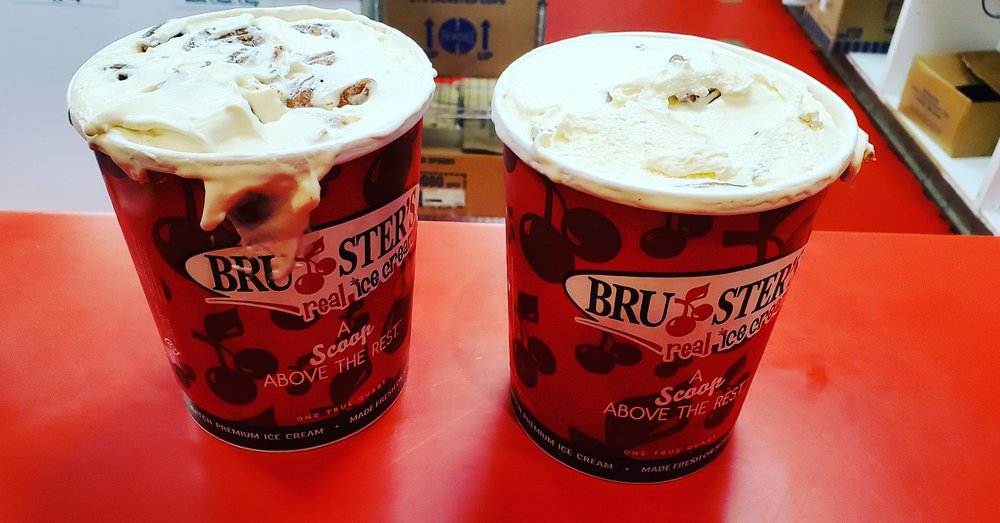 Bruster's Real Ice Cream: 100 Railway Ln, Hagerstown, MD
