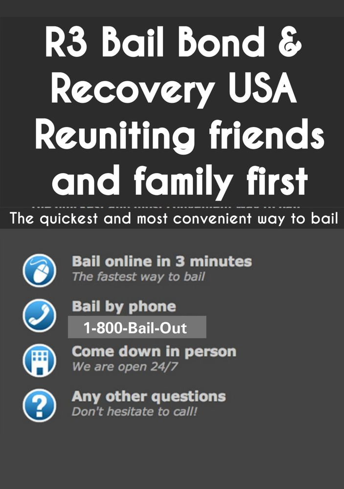 R3 Bail Bond & Recovery: 427 South Foster, Baton Rouge, LA