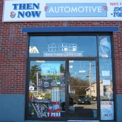 Then Now Automotive Auto Parts Supplies 447
