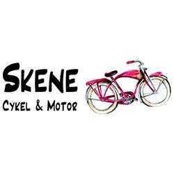 skene cykel och motor