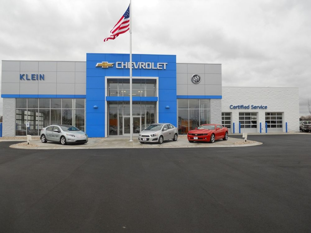 Klein Chevrolet Buick: 111 W Madison St, Clintonville, WI