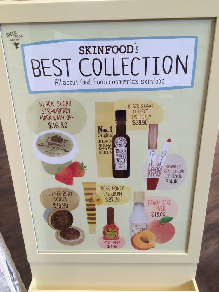 best skinfood products