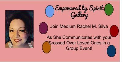 Rachel M. Silva | Minnesota Medium: Duluth, MN