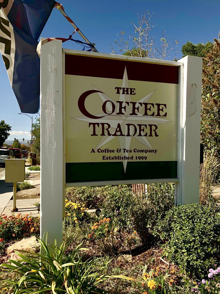 The Coffee Trader: 845 E Main St, Montrose, CO