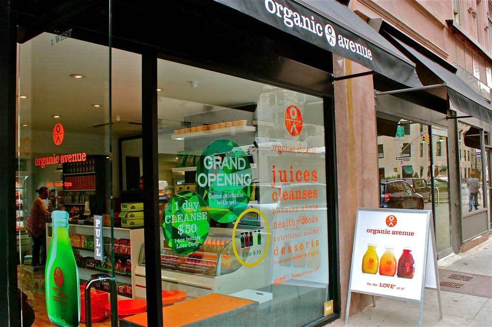 Organic avenue closed 10 reviews vegan 1 west 8th st east organic avenue closed 10 reviews vegan 1 west 8th st east village manhattan ny restaurant reviews phone number yelp malvernweather Choice Image