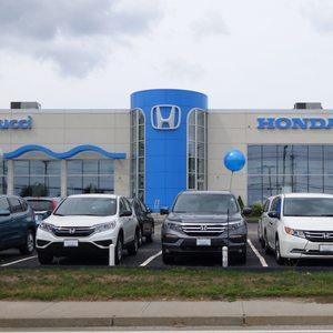 Honda Dealers Ri >> Saccucci Honda 34 Reviews Car Dealers 1350 W Main Rd
