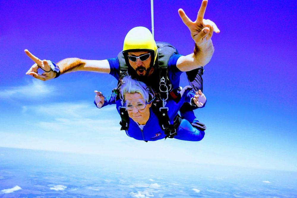 Sky Dive Houston: 16715 Fm 529 Rd, Houston, TX