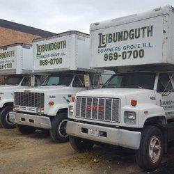 Leibundguth Storage U0026 Van Service   Movers   1301 Warren Ave ...