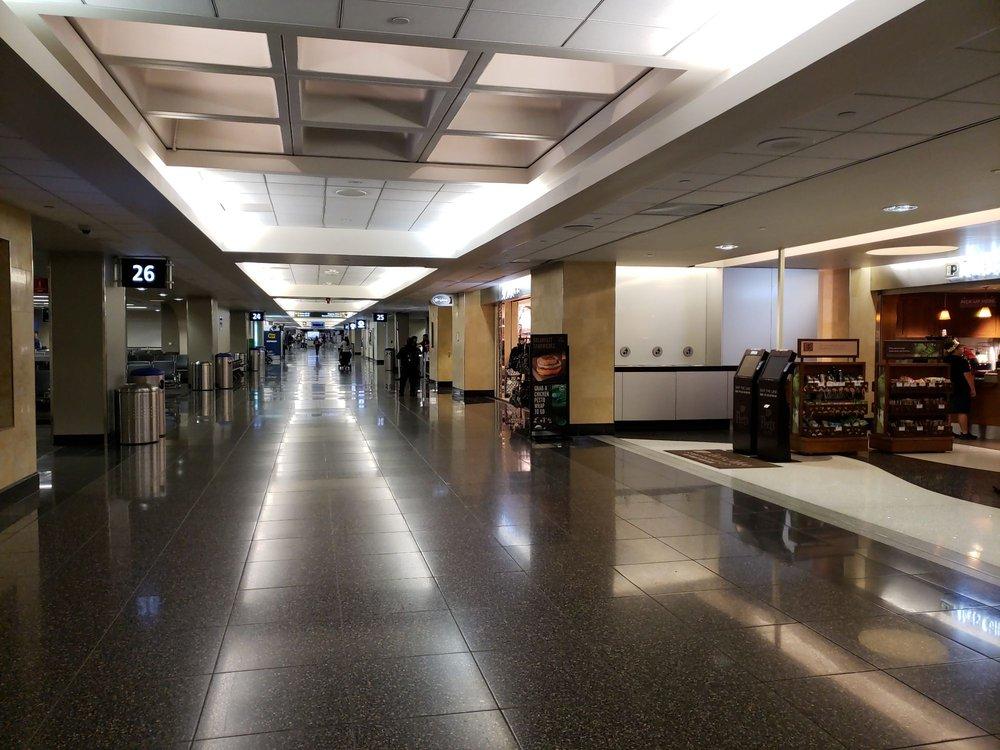 San Diego International Airport - Terminal 2