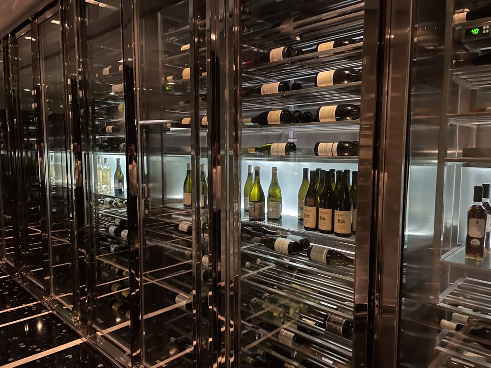 The St. Regis Bar & Wine Vault: 9703 Collins Ave, Bal Harbour, FL