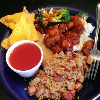 Photo Of China Kitchen   Madison, WI, United States. General Tsou0027s Chicken,