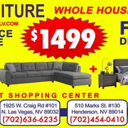 Photo Of Half Price Furniture   Las Vegas, NV, United States. Whole House