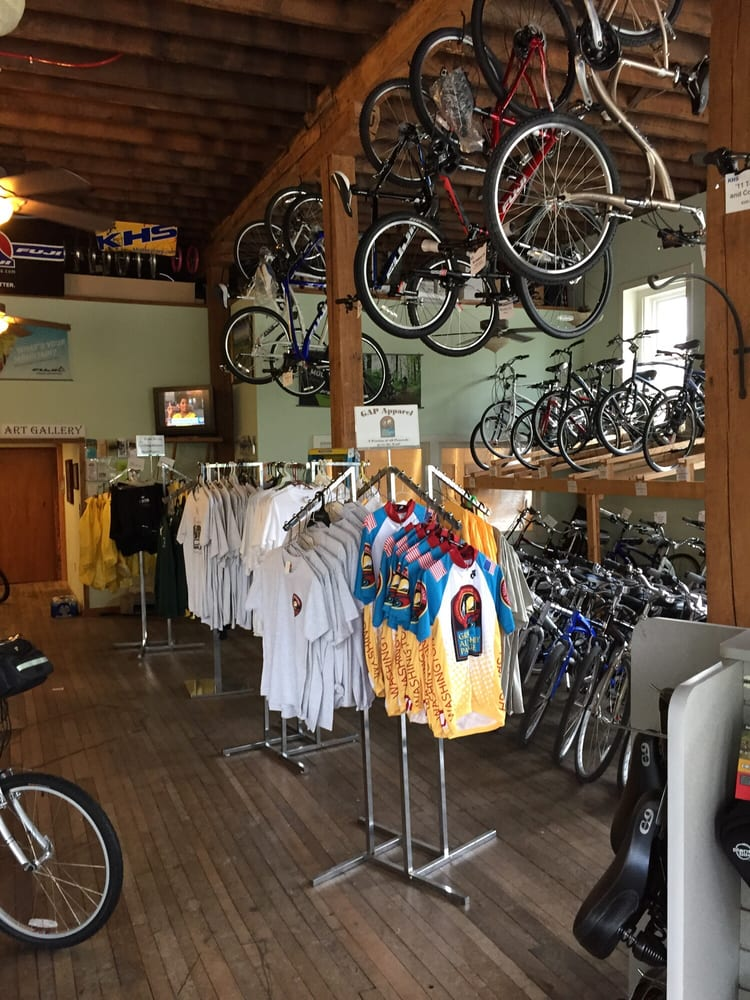 Confluence Cyclery: 500 Hugart St, Confluence, PA