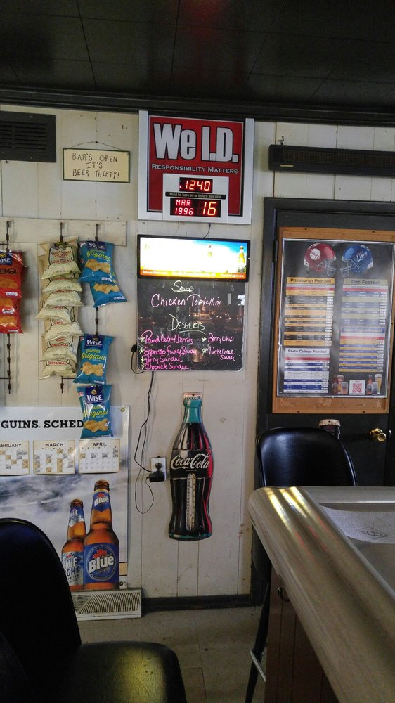 Ponce's Place: 715 Route 481, Monongahela, PA
