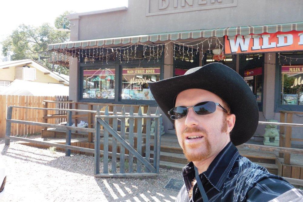 Maggie's Diner: 2867 State Hwy 14, Madrid, NM