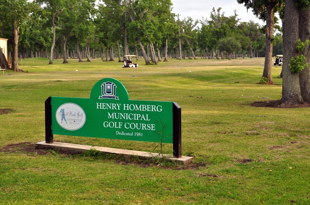 Henry Homberg Municipal Golf Course: 5940 Babe Zaharias Dr, Beaumont, TX
