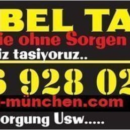 Möbeltaxi Express München   Movers   Lindwurmstr. 175