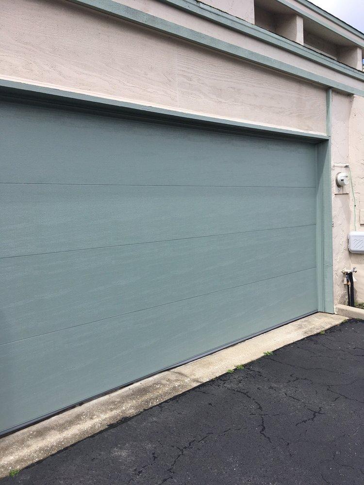 J & J Garage Doors