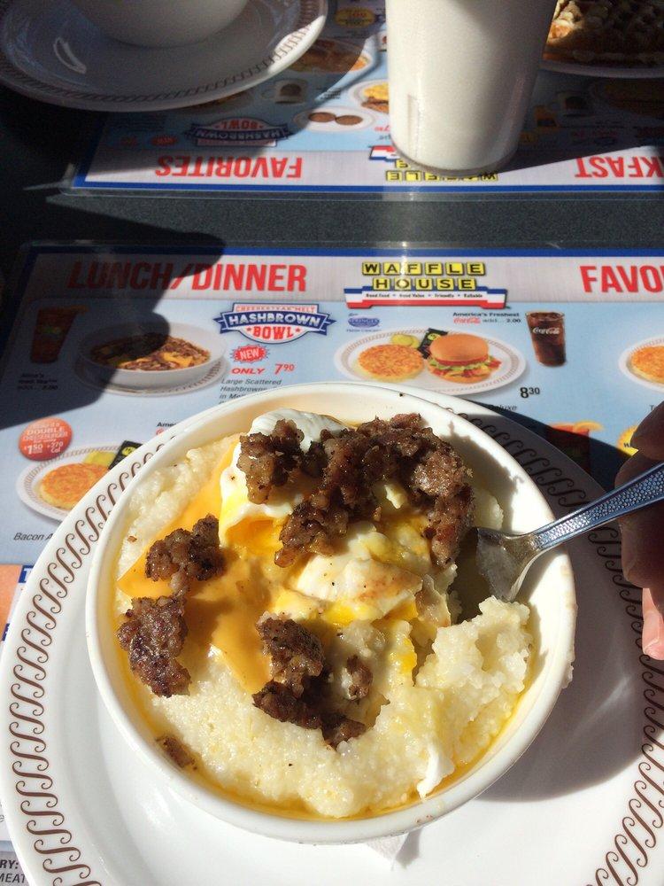 Waffle House: 145 SE Bandit St, Madison, FL