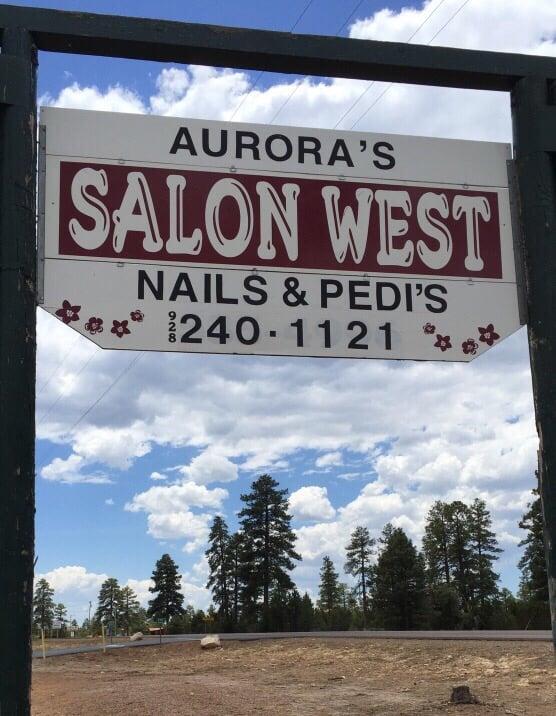 Salon West: 2947 Hwy 260, Overgaard, AZ