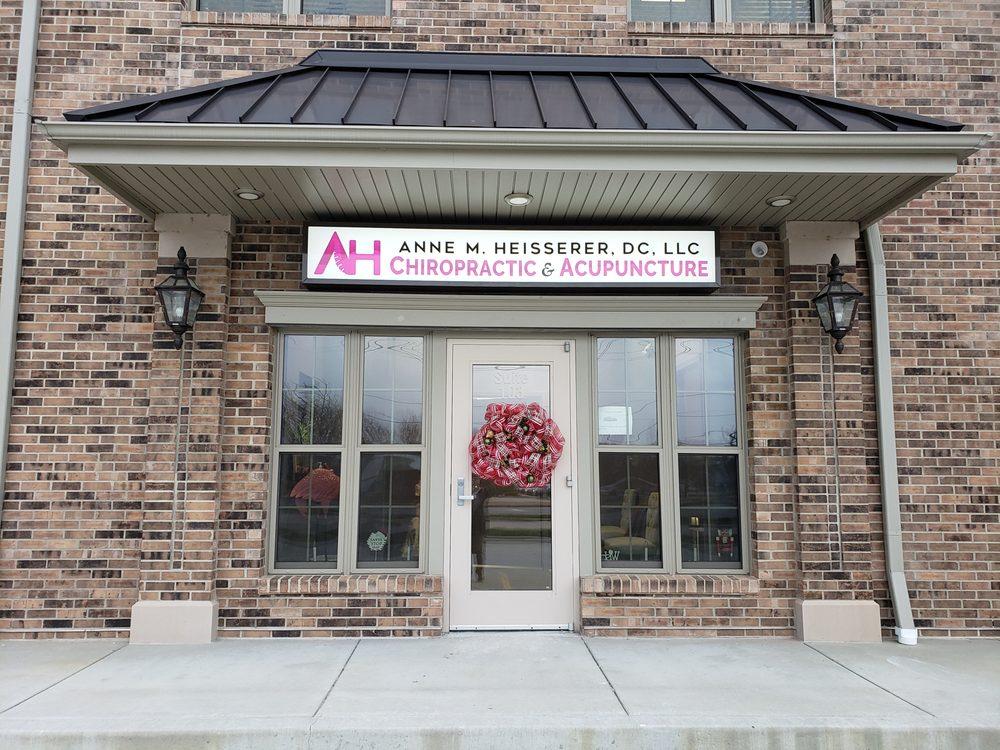 Anne Heisserer, DC: 326 S Mt Auburn Rd, Cape Girardeau, MO