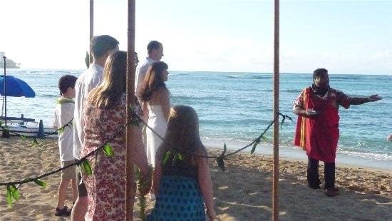 Beach Vow Renewal Ceremony: Beach Vow Renewal Ceremony