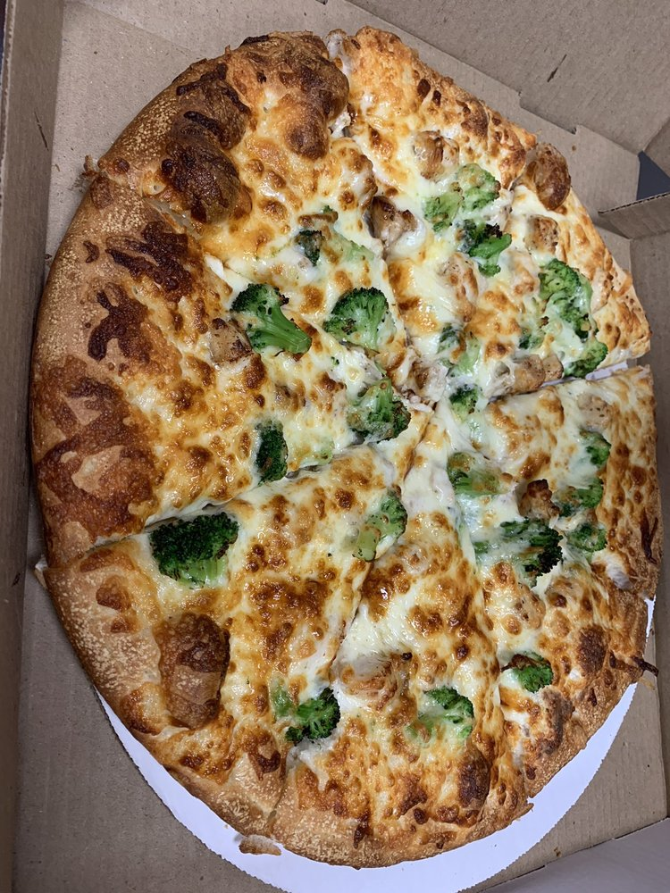 Food from Central Pizza