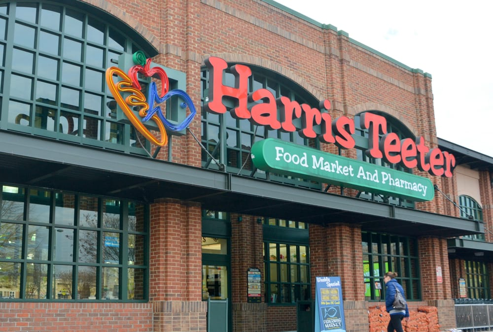 Harris Teeter: 134-H Town Center Dr, Mooresville, NC