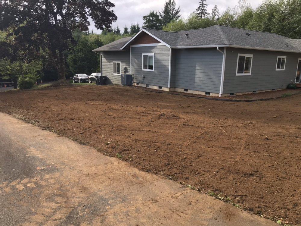 Iskra Excavation: Ocean Shores, WA