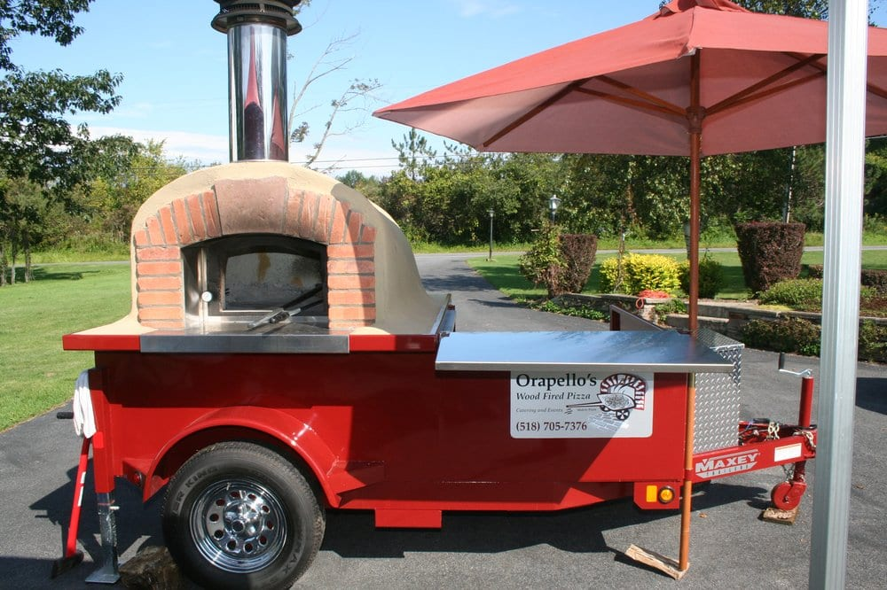 Orapello's Wood Fired Pizza: Amsterdam, NY