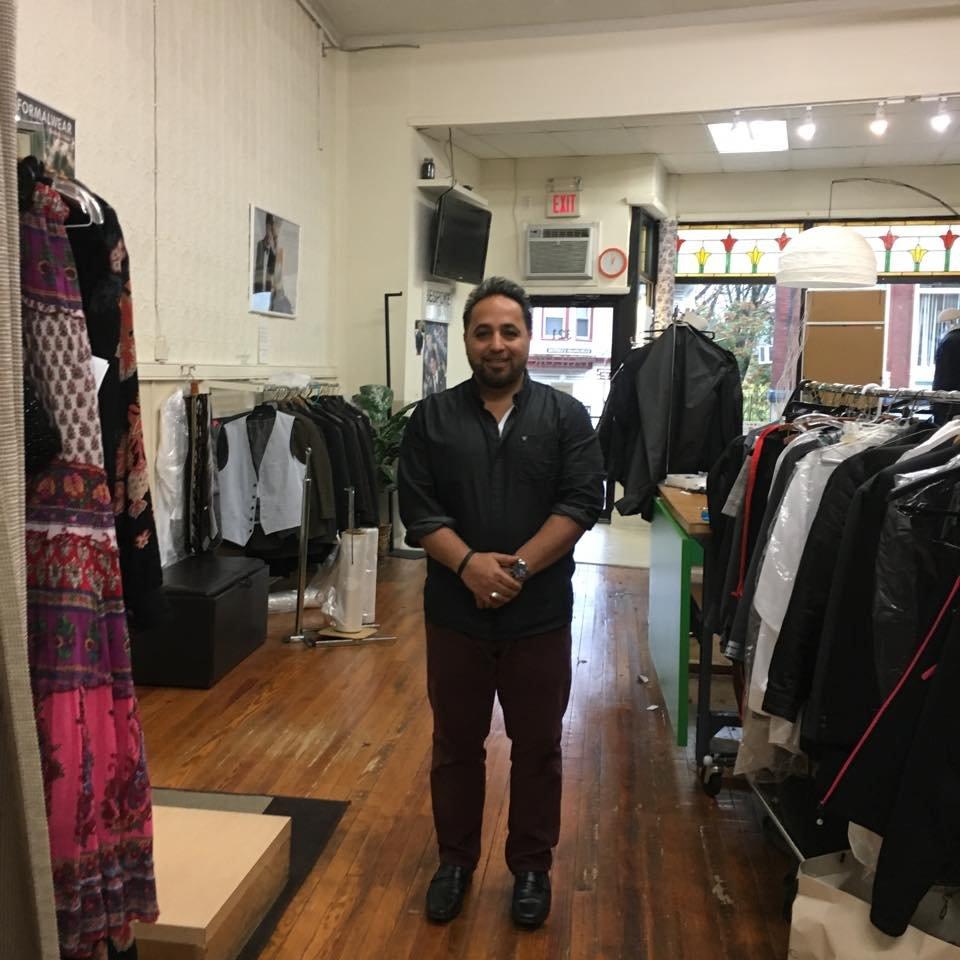 European Custom Tailoring: 321 Main St, Boonton, NJ