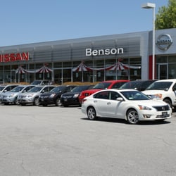 Benson Nissan - Car Dealers - 1100 N Pine St, Spartanburg, SC ...