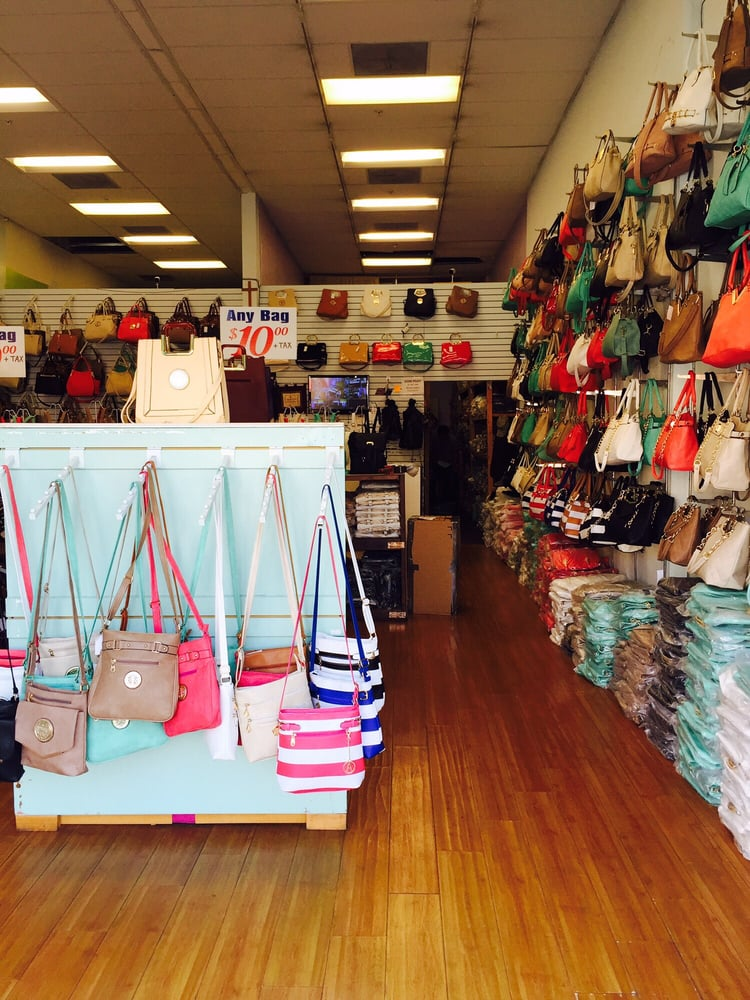 Wholesale clothing stores in downtown los angeles