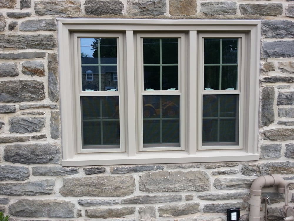 Clay exterior windows with contour capping yelp for Quality windows
